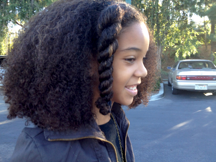 Healthy Natural Hair Care